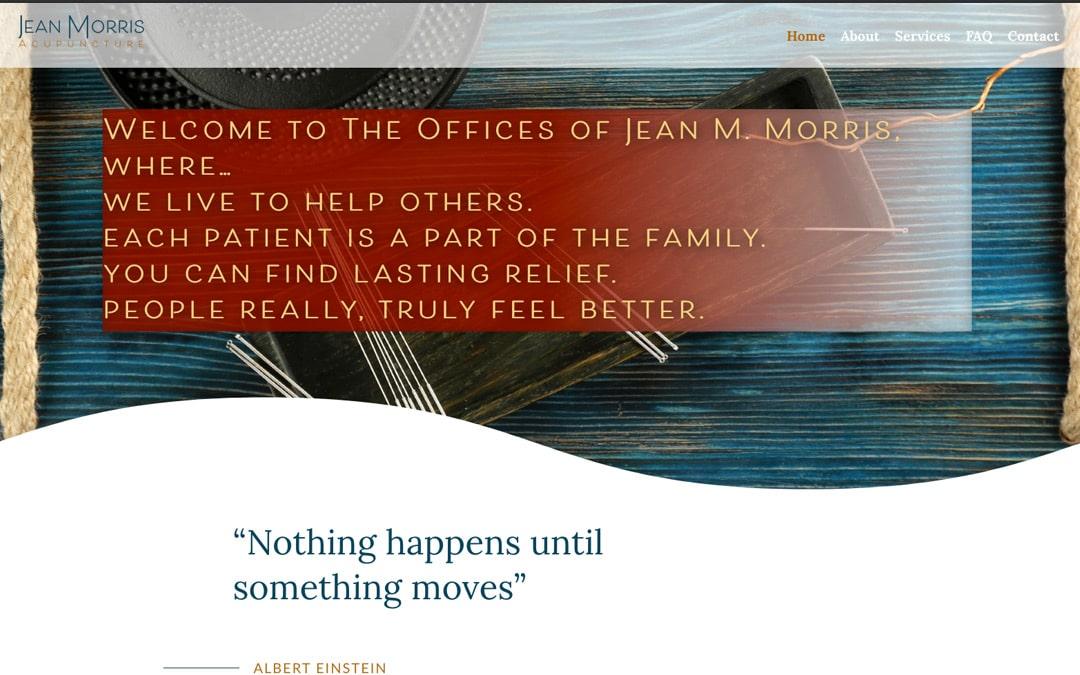 Jean Morris Acupuncture